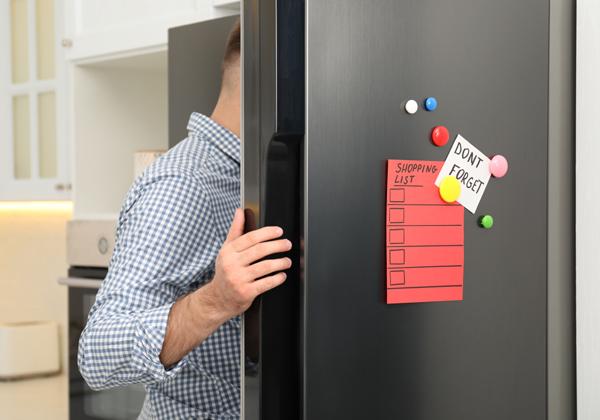 אז מה אוכלים? אחרי שפותחים את המקרר, אפשר לפתוח את Meal Reap - ולבחור. צילום אילוסטרציה: BigStock