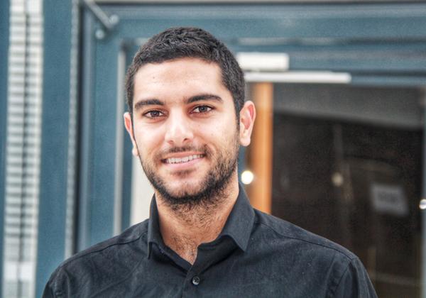 """דניאל אביטבול, מייסד גט היר. צילום: יח""""צ"""