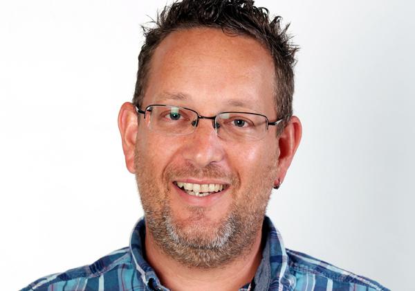 אורי בכר, מנהל ה-IT בניוואי. צילום: אלה פאוסט