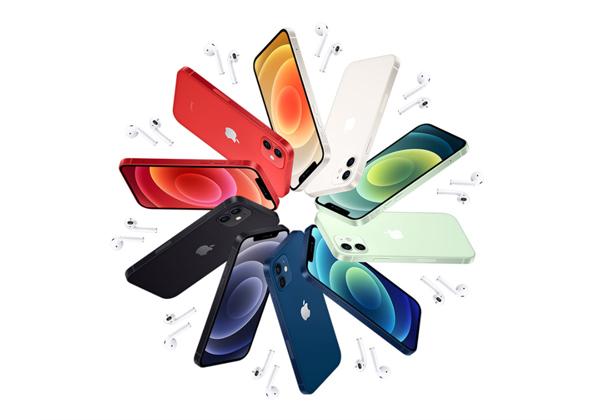 הדור הבא, ה-iPhone 13, כבר בדרך. iPhone 12. צילום: אפל