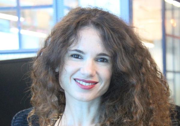 כוכבית אלמגור, מנהלת מק'אפי ישראל. צילום: אילון יחיאל