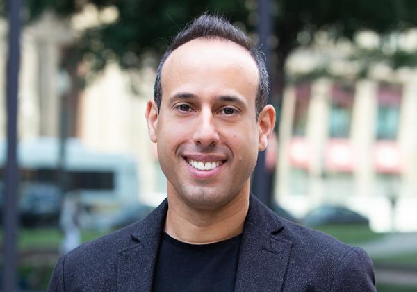 """ליאור דיב, ממייסדי ומנכ''ל סייבריזן. צילום: יח""""צ"""