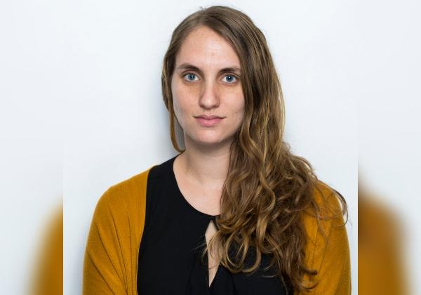 נעמה חורש, מפתחת תוכנה ודטה סיינס בסיילספורס ישראל. צילום: סיילספורס