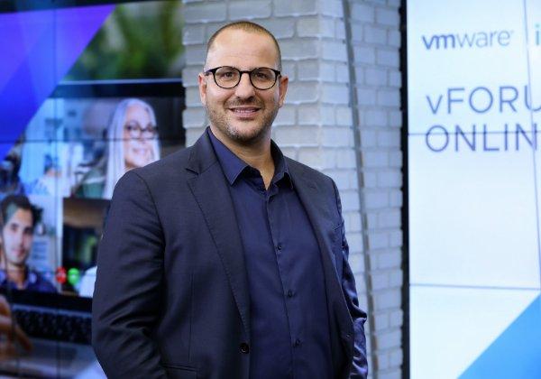 שלומי אביב, מנכל VMware ישראל. צילום: ניב קנטור