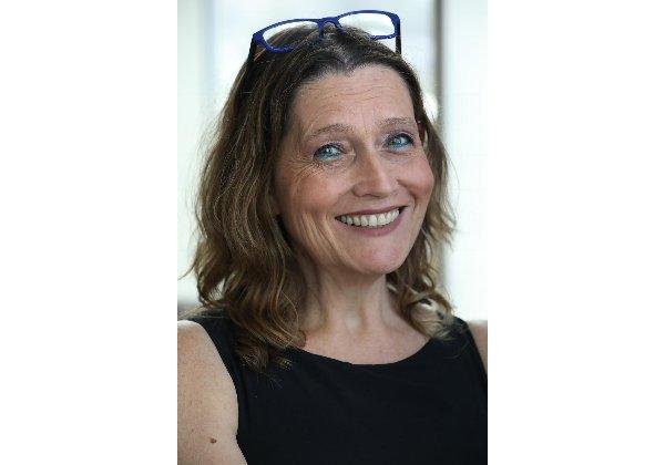 """רינת אהרוני, מנהלת תחום פיתוח ארגוני וטכנולוגיות למידה, נס. צילום: יח""""צ"""