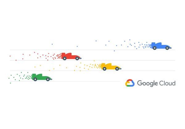 גם בעולם הגיימינג. Google Cloud