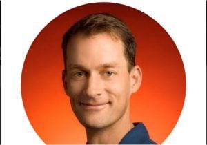 סופג ביקורת וזעם. ג'ף דין, ראש תחום ה-AI של גוגל. צילום מסך מלינקדאין