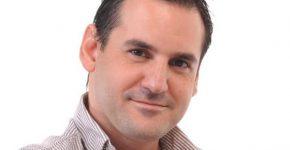 אבשלום איש לב, מנהל הפעילות העסקית של וואן איידנטיטי בישראל. צילום: הדס לוי