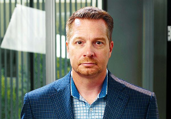 """ג'ורג' קורץ, מנכ""""ל קראוד סטרייק, צילום: יח""""צ"""