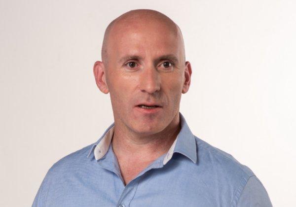ניר מקובסקי, מומחה לליווי עסקי לסטארט-אפים ולעסקים. צילום: ג'ני פפרמן