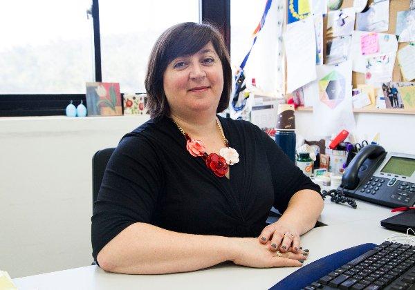 ויקי פלטניק, מנהלת משאבי אנוש, KLA מגדל העמק. צילום: Funia – Digital & Beyond