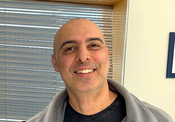 שמר משיח, מנהל פתרונות דטה ומידע בפלייטיקה. צילום עצמי