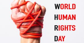 הקטר של המשק צריך להיות גם הקטר של זכויות האדם. יום זכויות האדם הבינלאומי. מקור: BigStock
