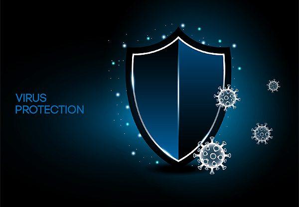 הגנה מפני וירוסים - בגוף ובמחשב. מקור: BigStock