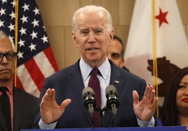 מאוים מסין בגלל היואן הדיגיטלי? הנשיא האמריקני, ג'ו ביידן. צילום: BigStock