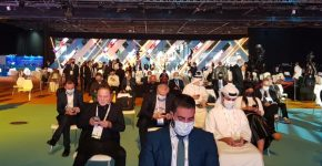 לראשונה בהשתתפות ישראלים. אירוע GITEX בדובאי. צילום: דליה פלד