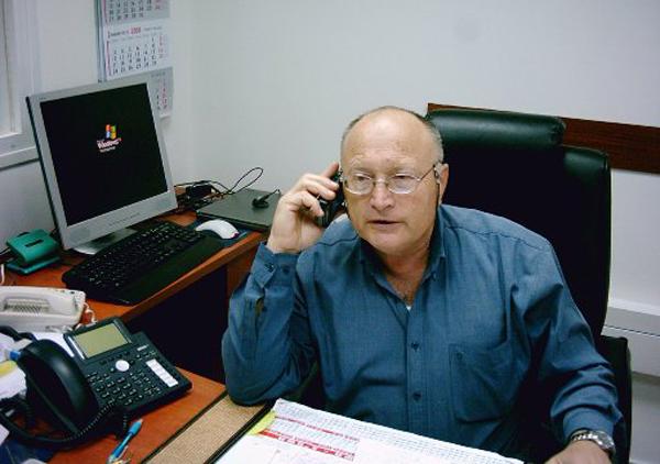 """אהוד שרר, מנכ""""ל פוקוס טלקום. צילום: פוקוס טלקום"""