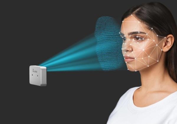 זיהוי פנים RealSense ID של אינטל. צילום: אינטל