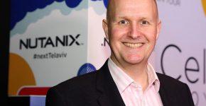 """אנדרו ברינדד, סגן נשיא ומנכ""""ל המכירות, נוטניקס EMEA. צילום: ניב קנטור"""