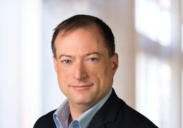 """ג'ון רוז, מנהל הטכנולוגיות העולמי, דל טכנולוגיות. צילום: יח""""צ"""