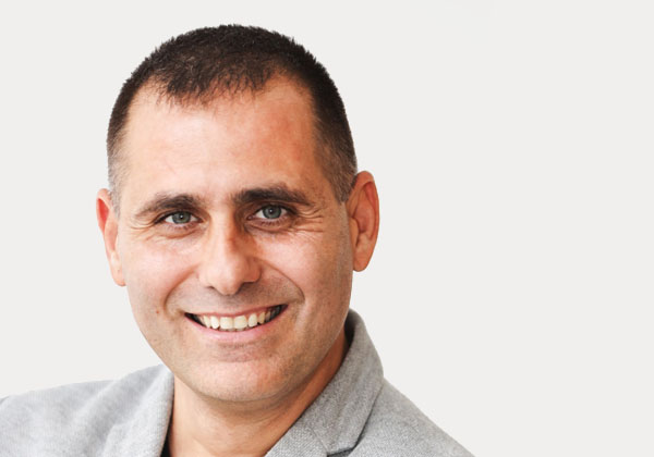 ינון גולן, מנהל פעילות ויז'ואל סקיוריטי. צילום: קובי דוברז