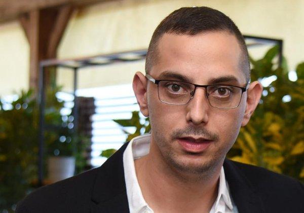 """מאיר ברששת, מנהל מוצרי תקשורת, גטר קום. צילום: יח""""צ"""