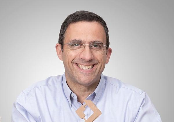 """סיימון לואיס, סמנכ""""ל השיווק, הייקון מערכות. צילום: רועי מזרחי"""
