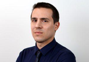 """עומר דמביסנקי, מנהל מודיעין נתונים בצ'ק פוינט. צילום: יח""""צ"""