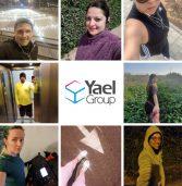 """אתגר הצעדים בקבוצת יעל: 8,000 הודעות ווטסאפ, 4,339 ק""""מ ו-5,879,041 צעדים…"""