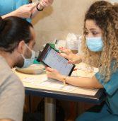 """כך הטכנולוגיה ייעלה את מבצע החיסונים ברמב""""ם"""