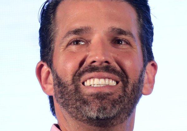 רוצה שאילון מאסק יבנה רשת חברתית לאביו. דונלד טראמפ ג'וניור. צילום: וויקיפדיה