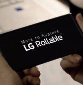 האם LG גנזה את פרויקט הסמארטפון עם המסך הנגלל?