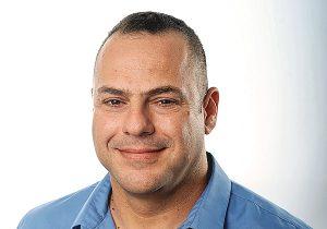 """איציק צלף, מנהל האבטחה של מיקרוסופט בישראל. צילום: יח""""צ"""