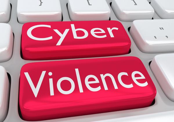 לא לאלימות ברשתות החברתיות. מקור: BigStock
