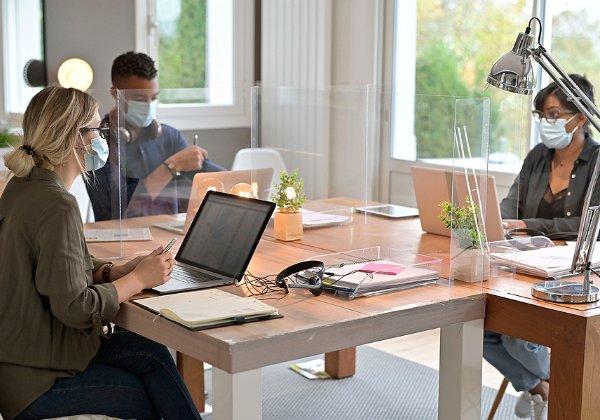 הקורונה שינתה את סביבת העבודה המודרנית. צילום אילוסטרציה: BigStock