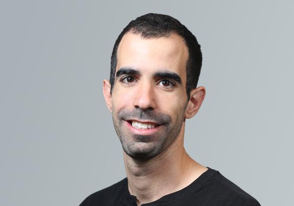 """אמיר פרמינגר, סמנכ""""ל המחקר, קלארוטי. צילום: קרן מזור"""