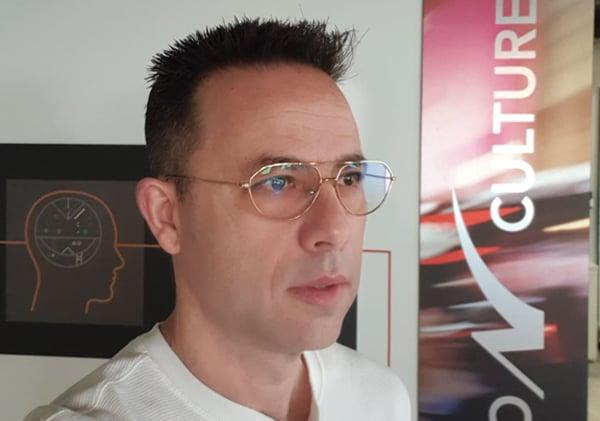 """גבי גדג', מנהל תחום מרכזי תמיכה ושירות, קבוצת נס. צילום: יח""""צ"""
