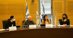 ישיבת הוועדה. צילום: דני שם טוב - דוברות הכנסת