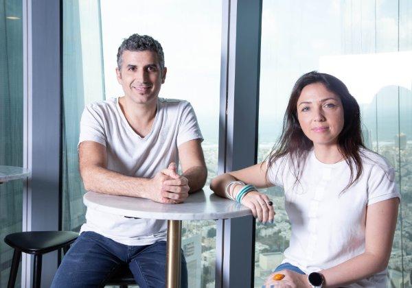 ליאור וילצ'ינסקי ורמי גבאי, מייסדי חשבונית ירוקה. צילום: שרי עוז
