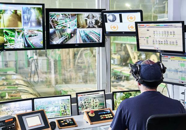 סיכונים גוברים למערכות בקרה תעשייתיות. צילום: Bigstock