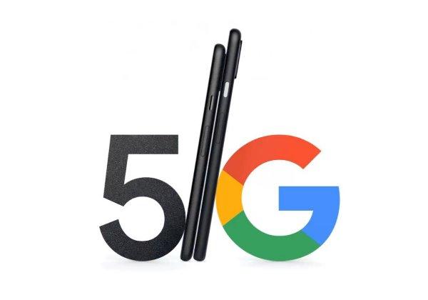 המכשירים האחרונים של גוגל. Pixel 5 ו-Pixel 4a 5G. צילום: גוגל
