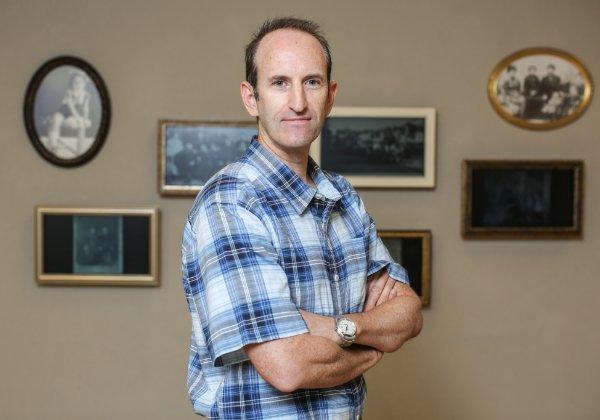 """גלעד יפת, מייסד ומנכ""""ל חברת מיי הריטג'. צילום: ויקיפדיה"""