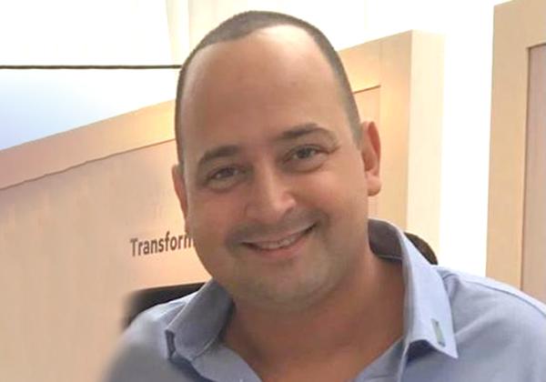 חיים קלוס, מנהל תחום תקשורת ואבטחת מידע בחטיבת השירותים המקצועיים HPE Pointnext. צילום עצמי