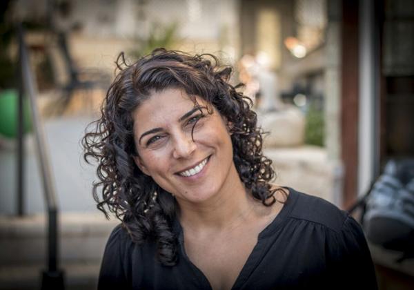 סימה מזרחי-שלום, מנהלת מגזר ציבורי וטלקו ברד-האט ישראל. צילום: אביחי דרעי