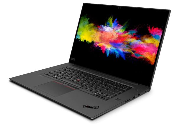 """ה-ThinkPad P1 Gen 3 של לנובו. צילום: יח""""צ"""