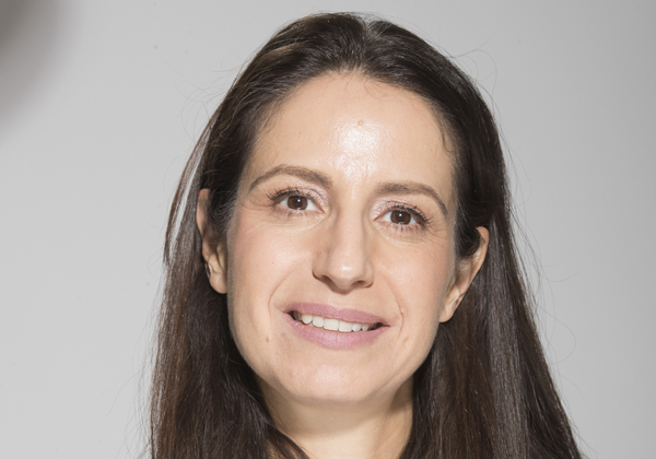 עדי קריסטל, מנהלת תחום לקוחות תעשייה וטלקו במיקרוסופט ישראל. צילום: רמי זרנגר
