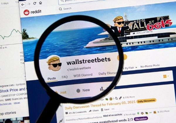 משתמשיה חשודים שתיאמו הרצת מניית גיימסטופ. קבוצת הסאב-רדיט Wallstreetbets. צילום: BigStock