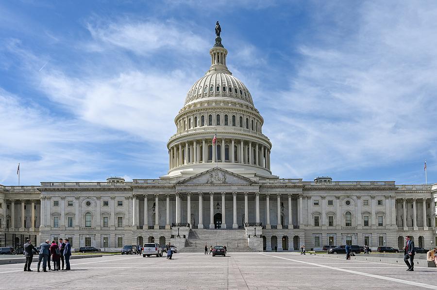 זימן שימוע בעניין פרשת מניות גיימסטופ. הקונגרס. צילום: BigStock