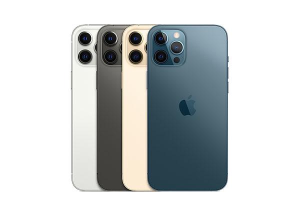 משיגים את ערך השוק הגבוה ביותר בשוק הסמארטפונים. iPhone 12 Pro Max. צילום: אפל