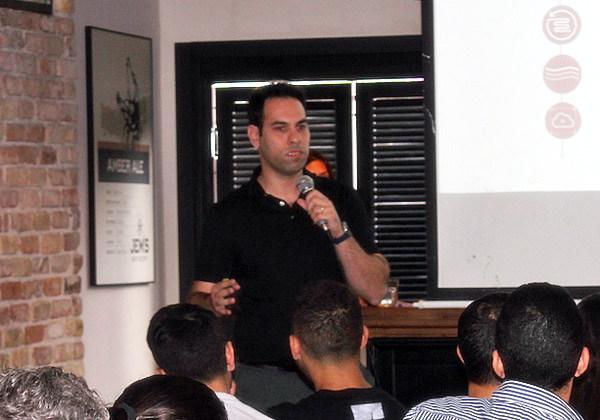 """יאיר זרצקי, מנהל מכירות הנדסי בכיר בחברת וריאטס. צילום: יח""""צ"""